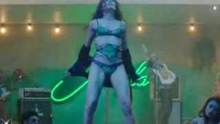 Freida Pinto Plays a Pole-Dancing Stripper Who Has Sex With Bruno Mars in His