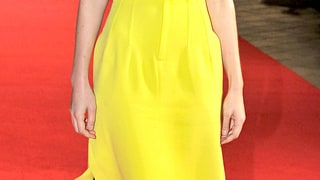Carey Mulligan: Inside Llewyn Davis premiere at 57th BFI London Film Festival