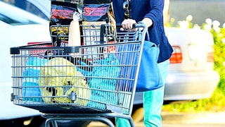 They Go Grocery Shopping!