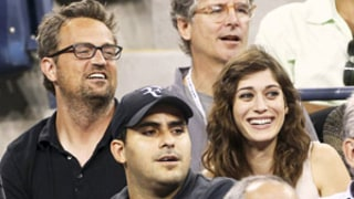 Matthew Perry, Lizzy Caplan Quietly Split,