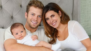 Jamie-Lynn Sigler Debuts Baby Son Beau Kyle Dykstra: See the Adorable Photo!