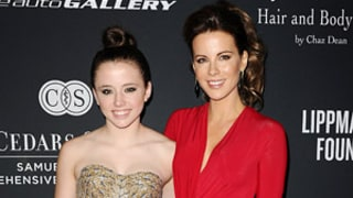 Kate Beckinsale's Lookalike Daughter Lily, 14, Is a Little Fashionista