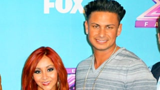 Snooki Congratulates Pauly D on Baby: