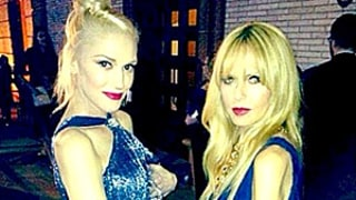 Gwen Stefani Cradles Baby Bump in Cute Photo With Pregnant Pal Rachel Zoe
