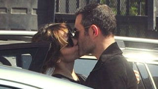 Katharine McPhee, Smash Director Michael Morris Kiss, Make Out; Both Married to Other People