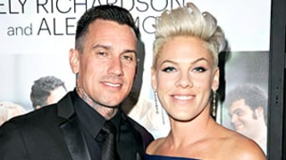Pink Goes on Twitter Tirade After Fans Criticize Husband's BMX Ride With Daughter Willow