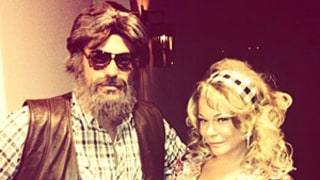 LeAnn Rimes, Eddie Cibrian Are Dolly Parton, Kenny Rogers for Halloween 2013 Amid Spilt Rumors