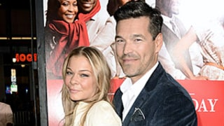 Eddie Cibrian, LeAnn Rimes Pack on PDA on Red Carpet Amid Divorce, Affair Rumors