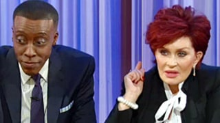 Sharon Osbourne, The Talk Co-host, Tells The View Ladies to Go