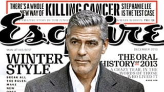 George Clooney, Leonardo DiCaprio Are Basketball Buddies: Publicist Clarifies to Us Weekly