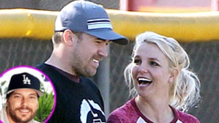 Kevin Federline Meets Ex-Wife Britney Spears' Boyfriend David Lucado: