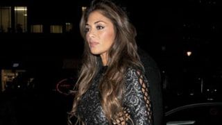 Nicole Scherzinger Goes Without Underwear in Skintight, Sheer Catsuit: Picture