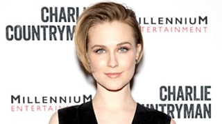 Evan Rachel Wood Gushes About Baby Boy: