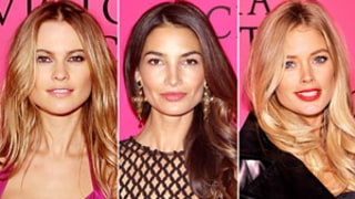 Victoria's Secret Angels Share Post-Fashion Show Rituals: Pizza, Fries and Cocktails!