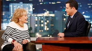 Barbara Walters Jokes About The View Ladies: