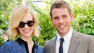 January Jones Jokes That James Marsden Is the Father of Her Son Xander, 2