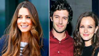Kate Middleton Has Wardrobe Malfuction, Leighton Meester and Adam Brody Are Engaged: Today's Top Stories