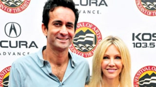 Heather Locklear, Boyfriend Marc Mani Still Going Strong, Spotted on Sweet Date Night