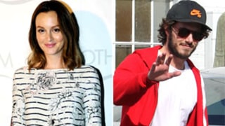 Leighton Meester, Adam Brody Step Out Separately One Day After Engagement News: Pictures