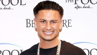 Pauly D on Meeting His Daughter Amabella: