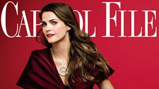 Keri Russell Admits She Likes to Call Her Kids' Nanny
