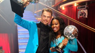 Amber Riley Wins Dancing With the Stars: Mirrorball Will Be Thanksgiving Centerpiece!