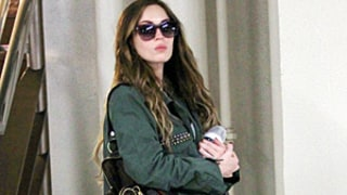 Megan Fox Sports Growing Baby Bump at Doctor's Appointment: See the Picture