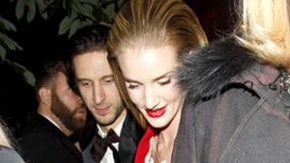 Rosie Huntington-Whiteley Suffers Nip Slip in London: Picture
