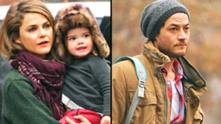 Keri Russell, Husband Shane Deary Step Out Together Post-Split With Kids River, 6, Willa, 23 months:  Pictures