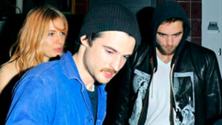 Robert Pattinson Goes Out With Best Friend Tom Sturridge, Sienna Miller in London: Picture