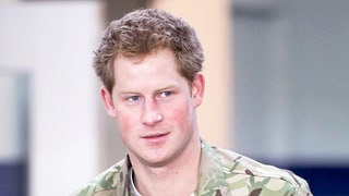 Prince Harry Reveals He Went Through Psychological Testing After Tour of Duty in Afghanistan