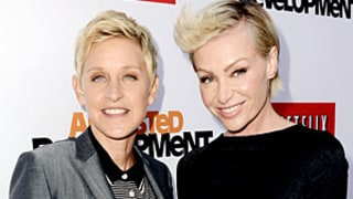 Ellen DeGeneres Denies Marriage Problems With Portia De Rossi: