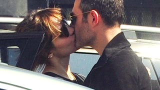 Katharine McPhee and Michael Morris