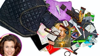 Bridget Moynahan: What's in My Bag?