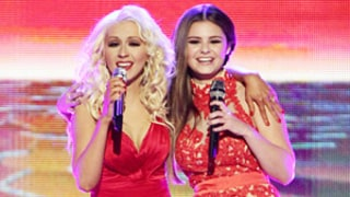 Lady Gaga, Jennifer Hudson Support Christina Aguilera's Voice Finalist Jacquie Lee