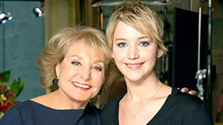 Jennifer Lawrence Tells Barbara Walters