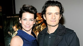 Evangeline Lilly: Orlando Bloom Lied About Us Getting