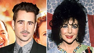 Colin Farrell: Elizabeth Taylor Feels Like My Last 'Romantic Relationship'