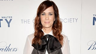 Kristen Wiig Sports Giant Bow Tie on Secret Life of Walter Mitty Red Carpet: Hot or Not?