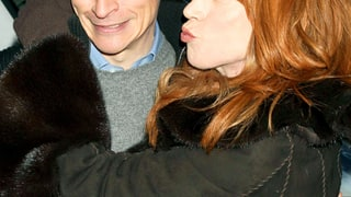 Kathy Griffin and Anderson Cooper