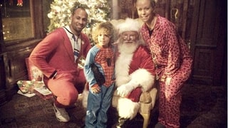 Kendra Wilkinson and Hank Baskett, 2013