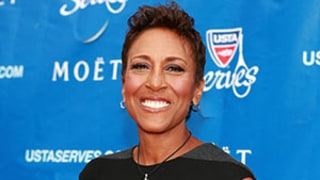 Robin Roberts Thanks Longtime Girlfriend, Family As She Celebrates Major Cancer Milestone