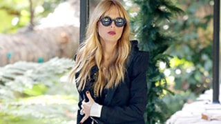 Rachel Zoe Looks Slim, Chic One Week After Giving Birth to Baby Boy Kaius: Picture