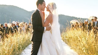 Kate Bosworth and Michael Polish's Romantic Western Wedding Photos: See the Happy Couple on Their Big Day!