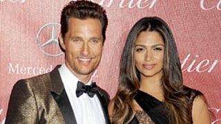 Matthew McConaughey Thanks Wife Camila Alves, Kids: