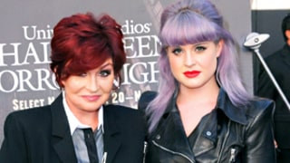 Sharon Osbourne Addresses Kelly's Split From Fiance Matthew Mosshart