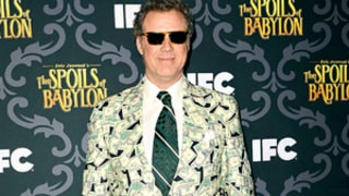 Write a Fashion Police Caption for Will Ferrell