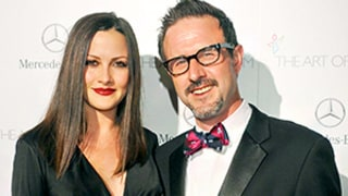 David Arquette Talks Girlfriend Christina McLarty's Pregnancy: