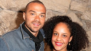 Jesse Williams, Wife Aryn Drake-Lee Enjoy Romantic Date Night at Golden Globes Party After Welcoming Baby Girl