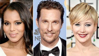 Golden Globes 2014 Timeline: How the Stars Got Ready, Partied and More!